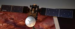 ExoMars Trace Gas Orbiter. Kredit: Pline / Wikimedia Commons.