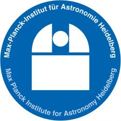 Max-Planck-Institut für Astronomie.