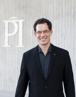 Neil Turok. Kredit: Perimeter Institute.