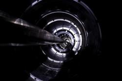 Potvrdí gluebally v experimentu TOTEM? Kredit: CERN.