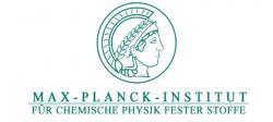 Max-Planck-Institut für Chemische Physik fester Stoffe, logo.