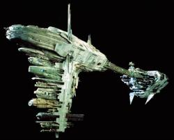 Eskortní fregata EF76 Nebulon-B. Kredit: Wookieepedia.