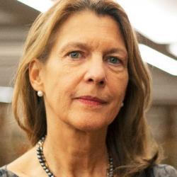 Heidy Larson, profesorka, vedoucí projektu The Vaccine Confidence Project (VCP), London School of Hygiene & Tropical Medicine.