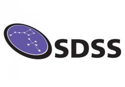 Sloanova digit�ln� prohl�dka oblohy (SDSS).
