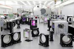 VŠanghaji neustále pracují na zvýšení výkonu laserových pulzů. Kredit: Shanghai Institute of Optics and Fine Mechanics.