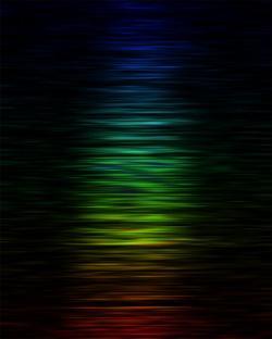 Intenzita záblesku FRB 150807 na různých frekvencích. Kredit: V. Ravi / Caltech.