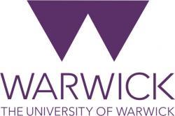 Logo. Kredit: University of Warwick.