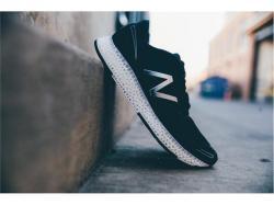 """První """"tištěné"""" boty od firmy New Balanance. Za necelé dva měsíce budou mít premiéru v Las Vegas. (Kredit:  New Balanance)"""