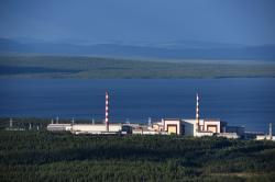 Kolská jaderná elektrárna (zdroj Kolská jaderná elektrárna).