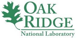 Oak Ridge National Laboratory.