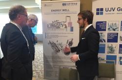 V Centru výzkumu v Řeži pracují na vývoji inovativního malého modulárního reaktoru Energy Well (zdroj UJV).