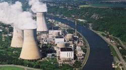 Belgická elektrárna Tihange (zdroj Electrabel).