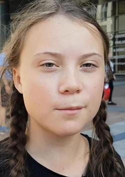 Greta Thunberg. Kredit: Jan Ainali, Wikipedia, CC BY-SA 4.0