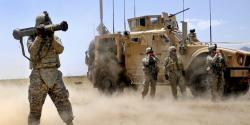 Když není po ruce elektronická zbraň, musí se na tanky klasicky. Kredit: US Army.