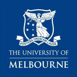 Logo. Kredit: University of Melbourne.