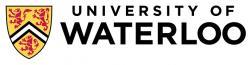 Logo University of Waterloo.