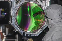 Jak� objevy n�s �ekaj� p��t�? Kredit: LIGO / Caltech.