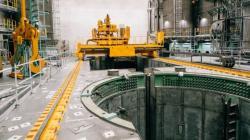 Do bloku Novovoroněž 7 bylo zavezeno palivo (zdroj Rosatom).