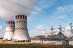 Druhá fáze Novovoroněžské jaderné elektrárny (zdroj Rosatom).