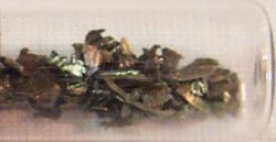 Dysprosium. Kredit: Paginazero / Wikimedia Commons.