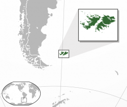 Falklandy. Kredit: Rob / Wikimedia Commons.