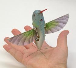 Nano Hummingbird. Kredit: DARPA.