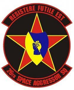 26th Space Aggressor SQ.
