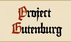 Project Gutenberg.