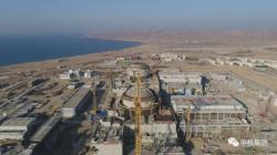 První čínský reaktor HPR1000 v elektrárně Karáčí se rozběhl na začátku roku (zdroj CNNC).