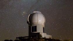 Teleskop ANU SkyMapper. Kredit: ANU.