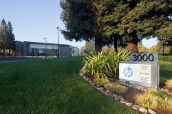 Sídlo Hewlett-Packard, Palo Alto, Kalifornie. Kredit: LPS.1 / Wikimedia Commons.