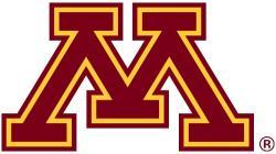 University of Minnesota, logo.