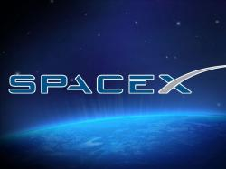 Logo SpaceX