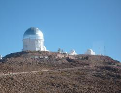 Cerro Tololo Inter-American Observatory (CTIO). Kredit: Ekx64 Hern�n Stockebrand / Wikimedia Commons.