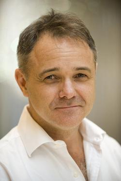 Jeremy Farrar. Lékař, vědec, profesor na Oxfordu, ředitelWellcome Trust. (Kredit: Wellcome Trust).