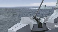 Advanced Gun System. Kredit: BAE Systems.