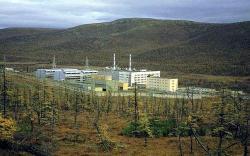 Biblinská jaderná elektrárna (zdroj INSP - US Department of Energy programme).