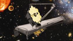 Dalekohled Jamese Webba by mohl rozhodnout mezi různými kosmologickými modely (zdroj NASA).