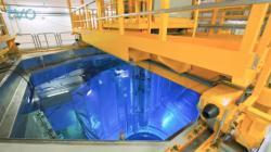 Do bloku EPR v elektrárně Olkiluoto se začalo zavážet palivo (zdroj TVO).