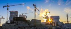 Druhá fáze Leningradské jaderné elektrárny (zdroj Rosatom).