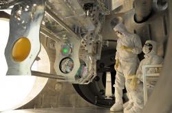 Bravo, Advanced LIGO! Kredit: Caltech / MIT / LIGO Lab.