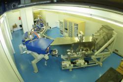 Hmotový separátor MASHA umožňuje separaci a analýzu supertěžkých prvků (zdroj SÚJV Dubna).