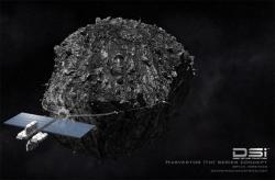Vesmírní těžaři se nemohou dočkat. Kredit: Deep Space Industries.