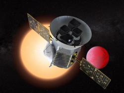 Observatoř TESS se zaměřila na hledání planet u blízkých rudých trpaslíků (zdroj NASA).