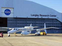 Langley Research Center. Kredit: NASA.