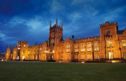 Queen's University Belfast. Kredit: Queen's University Belfast.