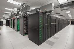 Superpočítač Stampede. Kredit: UT-Austin.