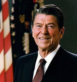 Udolal Sovietsky zväz, ale Alzheimerova choroba  ho dostala:  prezident Ronald Reagan