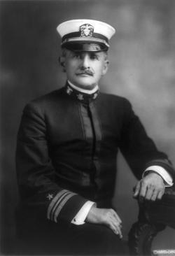Albert Abraham Michelson, americký fyzik narozený v Polsku. V roce 1907 obdržel za své přesné optické přístroje Nobelovu cenu za fyziku. (Kredit:Wikipedia)
