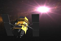Neil Gehrels Swift Observatory. sKredit: NASA.